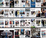 Obama Inaugural Newspapers