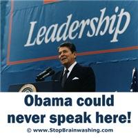 Leadership - No Obama