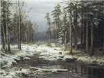 <i>The First Snow </i>