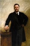 Theodore Roosevelt by John Singer Sargent, 1903