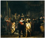 The Night Watch by Rembrandt.