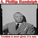 A. Phillip Randolph the Iconic Spokesman for Civil
