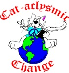 Cat-aclysmic Change™: DRUMS OF CHANGE™