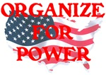 Organize for POWER: NOT BANK OF AMERICA