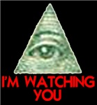 I'M WATCHING YOU™: TARGET BANK OF AMERICA™