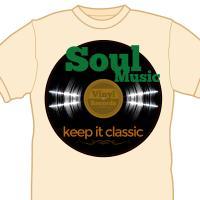 Soul Music on Vinyl Record