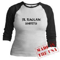 YeshuaWear.com Messianic Jr.Raglan Shirts