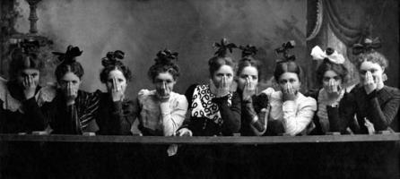 1890 Girlfriends
