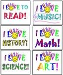 I Love Learning!