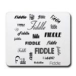 Fiddle! Fiddle! Fiddle!