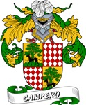 Campero Coat of Arms, Family Crest