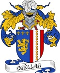 Cuéllar Coat of Arms, Family Crest