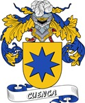 Cuenca Coat of Arms, Family Crest