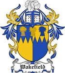 Wakefield Coat of Arms, Family Crest