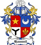 Hammil Coat of Arms, Family Crest