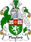 Playford Family Crest
