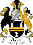 Claver Family Crest