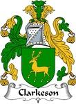 Clarkeson Family Crest