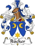 Rucker Family Crest