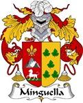 Minguella Family Crest