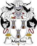 Machin Family Crest
