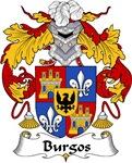 Burgos Family Crest