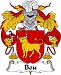 Bou Family Crest