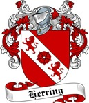Herring Family Crest, Coat of Arms