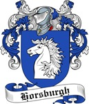 Horsburgh Family Crest, Coat of Arms