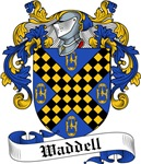 Waddell Family Crest, Coat of Arms