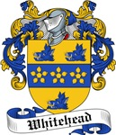 Whitehead Family Crest, Coat of Arms