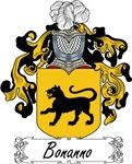 Bonanno Family Crest, Coat of Arms