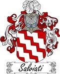 Salviati Family Crest, Coat of Arms