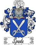 Spada Family Crest, Coat of Arms