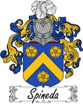 Spineda Family Crest, Coat of Arms