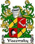Viazemsky Family Crest, Coat of Arms