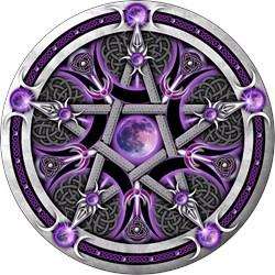 Pentacle of the Purple Moon