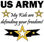 My Kids are defending... Army