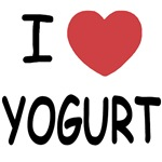 I heart yogurt