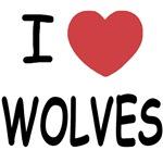 I heart wolves
