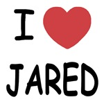 I heart Jared