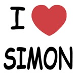 I heart Simon