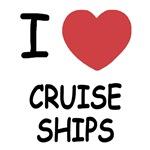 I heart cruise ships