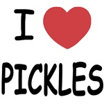 I heart pickles