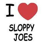 I heart sloppy joes
