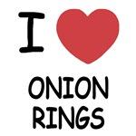 I heart onion rings