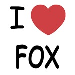 I heart fox