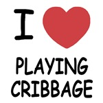 I heart playing cribbage