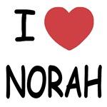 I heart norah