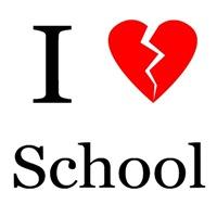 I [don't heart] School